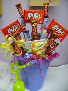 Beach Candy Basket